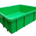 Thùng nhựa đặc B9(hộp nhựa B9)