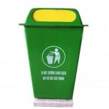 Thùng rác composite TRC90 lít