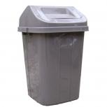 Thùng rác lật đại